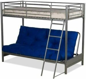 """4'6"""" Futon Mattress ONLY *Double Size *7 Colours *FREE Delivery *Made-in-Uk"""