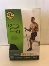 Gold's Gym Resistance Power Resistance Tube, Extra Heavy