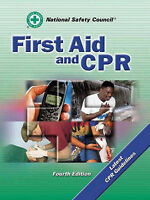 First Aid and CPR-ExLibrary