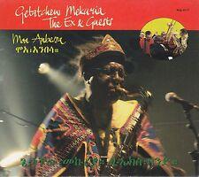 GETATCHEW MEKURIA & the ex & guest - mod anbessa CD