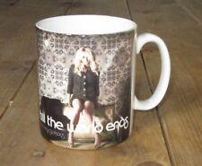 Britney Spears Till The World'S End Advertising MUG