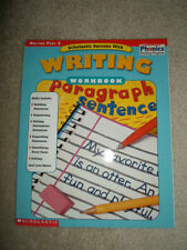SCHOLASTIC PHONICS LEARNING TO READ READING PROGRAM SUCCESS WITH WRITING PART 2