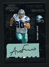 Anthony Fasano 2006 Playoff Contenders signed autograph auto Trading Card