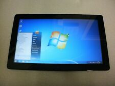 SAMSUNG SLATE TABLET XE700T1A i5 1.6GHz/4GB RAM 64GB SSD + CHARGER WIN 7