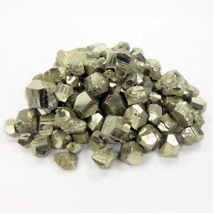 Pyriteohedron (3 Pcs)  Fools Gold Petite Iron Pyrite (CR15) Healing Crystals