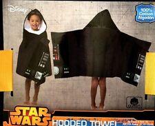 New Star Wars Ep7 Cotton Hooded Cape Bath Beach Towel