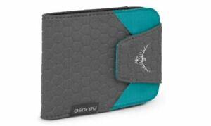 Osprey QuickLock RFID Wallet  - Tropical Teal
