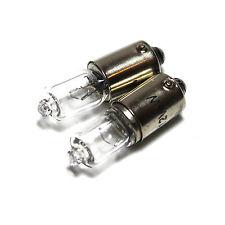 434 h6w Halógena Lateral / Parque Luces Bulbos Repuesto Original cabeza lámparas