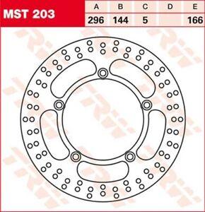 Bremsscheibe TRW Lucas MST203, Bremsscheibe starr mit ABE