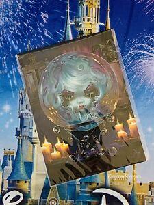Disney Haunted Mansion Madame Leota Jasmine Becket-Griffith 5x7 Postcard New