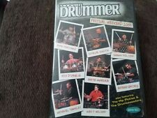 modern drummer festival weekend  2003 dvd freepost in very good condition