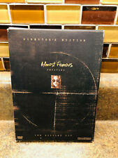 Almost Famous: The Bootleg Cut (Director's Edition) 3 Disc rare oop Stillwater