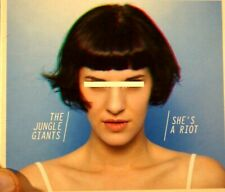 The Jungle Giants - She's A Riot  -  CD, VG