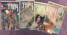Lot of 5 JOSS WHEDON'S FRAY COMIC BOOKS (#1-#2 & #4-#6) BUFFY THE VAMPIRE SLAYER