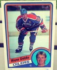 Wayne Gretzky 1984-1985 O-Pee Chee Edmonton Oilers Card#243-RARE FIND!