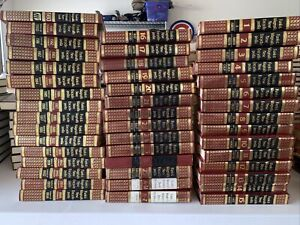 Funk and Wagnalls New Encyclopedia Complete Set 27 Volume 1979 + 16 Yearbooks