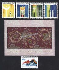 Briefmarken aus Liechtenstein mit Kunst-Motiv