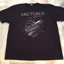 ARCTURUS Arcturian Shirt XL, Azarath, The Chasm, Urgehal, Urfaust, Inquisition