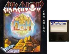 "ARKANOID 2 REVENGE OF DOH floppy disc 3,5"" Commodore Amiga backup game disk READ"