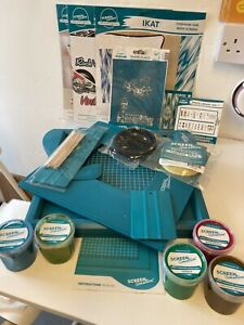 screen sensation kit Plus Some Inks And Extras