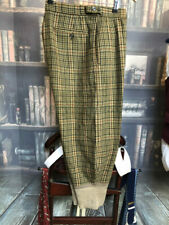 "Vintage Andersons of Edinburgh Heavyweight Check Tweed Plus Fours/Breeks  34""..."