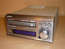 ONKYO STEREO CD TUNER AMP AMPLIFIER DECK RDS WRAT CR-305FX