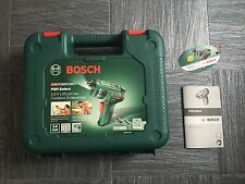BOSCH PSR SELECT Cacciavite Cordless 3,6 V Hard Carry Case Box packaging solo
