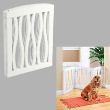 1 or 2 Pack Pet or Dog Gate Barrier 3 Panel 19
