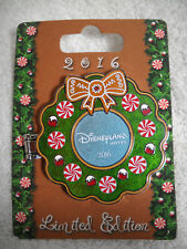 Dlr - Gingerbread House Collection 2016 - Disneyland Hotel Holiday Disney Pin