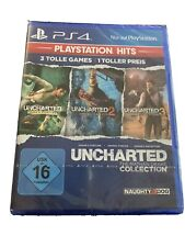 Uncharted: The Nathan Drake Collection - Playstation 4  (3 Games - 1 Disc) OVP
