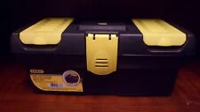 """Stanley 12.5"""" Series 2000 Tool Box With Plastic Latch"""