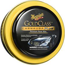Meguiar's G7014J Gold Class Carnauba Plus Paste Wax - 11 oz. New Free Shipping.