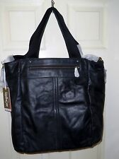 KIPLING LAURANE BAG IN SOFT BLACK LEATHER
