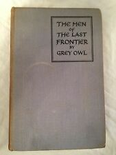 Grey Owl - The Men of the Last Frontier - Tour Edition 1937, Photo Illustrations