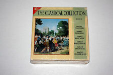 10 CD CLASSICAL BOXSET: MAKE LOVELY XMAS GIFT NEW/SEAL