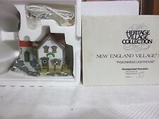 Dept 56 New England Village Pigeonhead Lighthouse - 56537