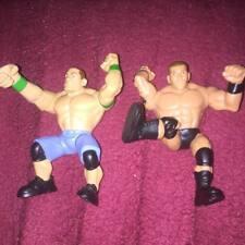 WWE john cena randy orton Action Figure Power Slammer 2012 Mattel SLAMMERS