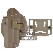 CQC Serpa Concealment Left Hand Waist Pistol Holster for Sig Sauer P226 P229