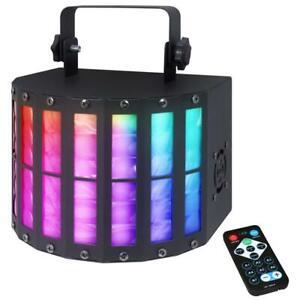 KAM Derby 9 LED Lighting Effect Disco DJ Light Dance Floor Wide Angle Beam DMX