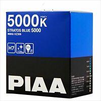 PIAA STRATOS BLUE 5000K HALOGEN BULBS (H7)(HZ-306)(JDM)(Twin Pack)
