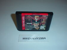 JUDGE DREDD game cartridge only Sega GENESIS system