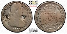 MEXICO War Of Independence CHIHUAHUA 1812 CA RP 8 Reales PCGS VG 8 C/M's KM# 123