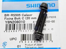 Shimano 8n208010 - Fixative Bolt Multicoloured 33 Mm