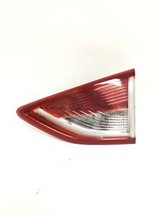 2013-2016 FORD ESCAPE LEFT SIDE TAIL LIGHT HALOGEN OEM USED SCUFF
