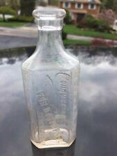 medicine bottle conquerine for dyspepsia lynchburg va