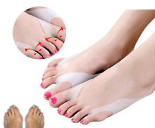 Big Toe Straightener Hallux Valgus Bunion Relief Protector Sleeve Splint Tailors
