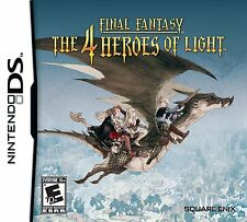 Final Fantasy 4 Heroes Of Light - BRAND NEW Nintendo DS / DSi Square Enix Soft