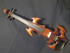 Crazy -1 SONG brand streamline 4/4 electric violin,solid wood good sound