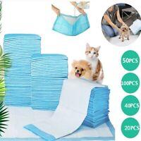 Absorbent Cat Dog Urine Mat Disposable Pet Diaper Pee Pads  Puppy  Pads