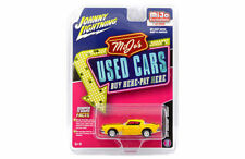Johnny Lightning 1:64 MiJo's Used Cars 1977 Chevrolet Camaro Diecast JLCP7084